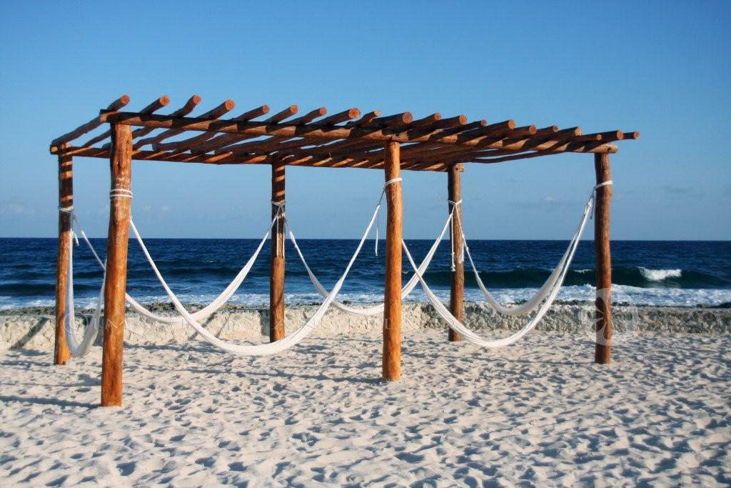 The hammocks.  Again.