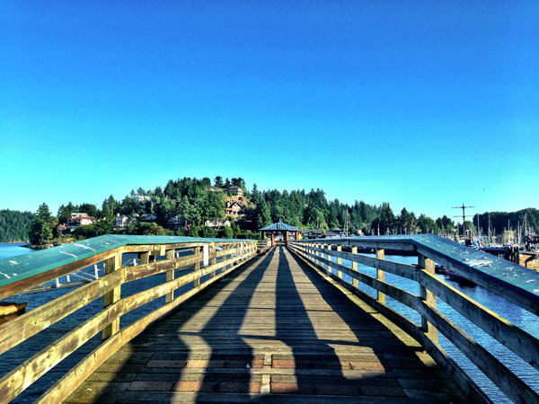 Gibson's pier